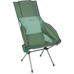 Helinox Savanna Chair forest green/steel grey